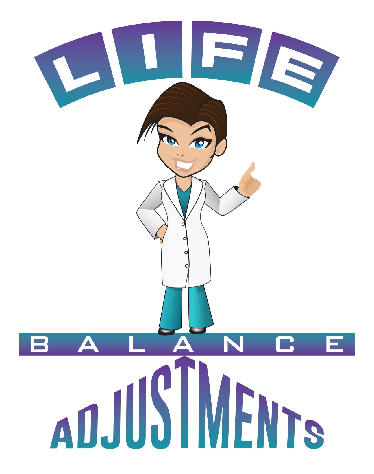 Life Balance Adjustments Homepage
